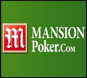 MansionPoker Client Main Screen