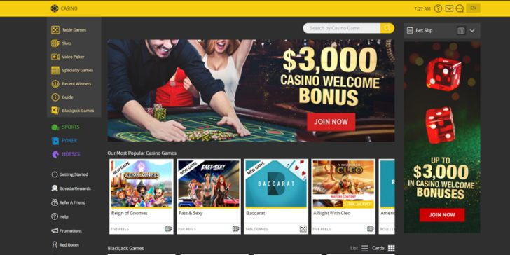 Win a trip to Las Vegas thanks to Bovada Poker