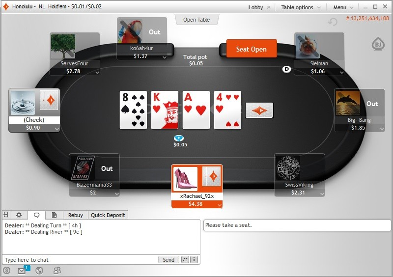 A Review Of Partypoker Where The Poker Fun Never Stops