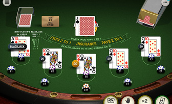 William Hill Poker Game Screen