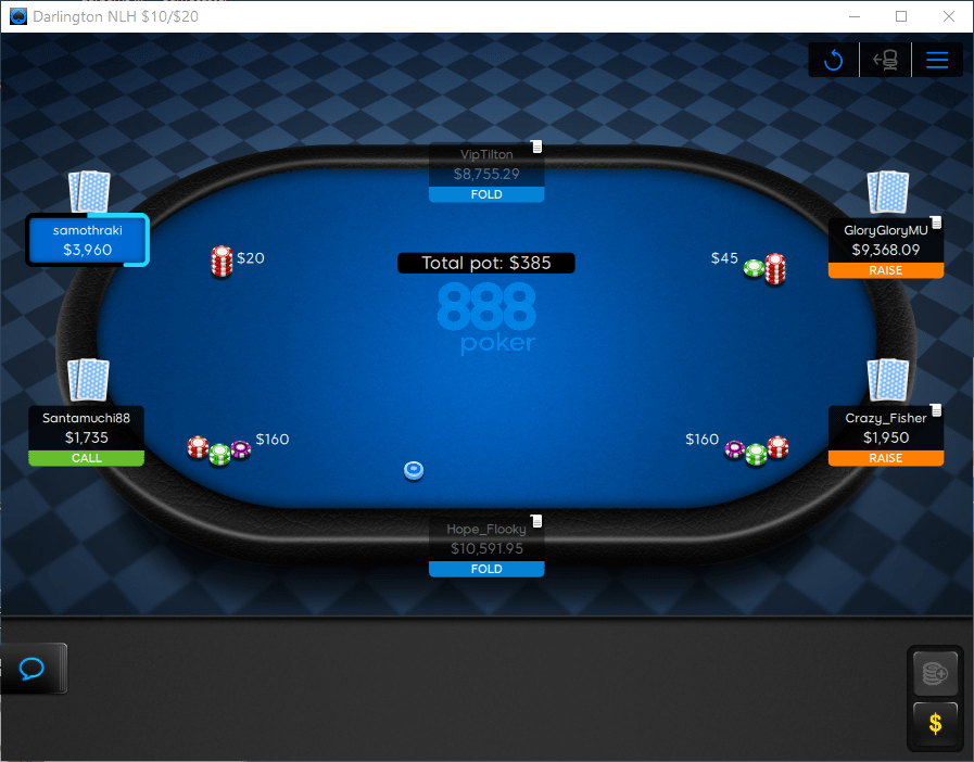 A Review Of 888poker No Frills But Plenty Of Thrills