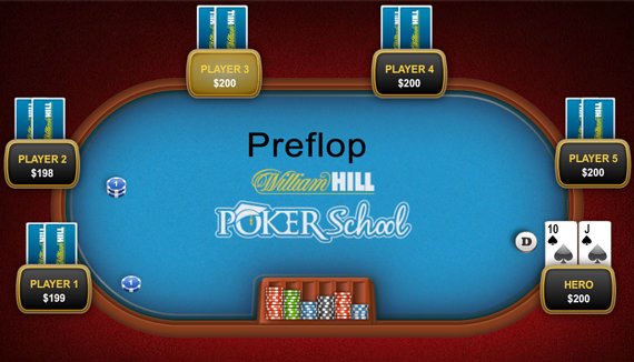 Texas Holdem Pre-Flop